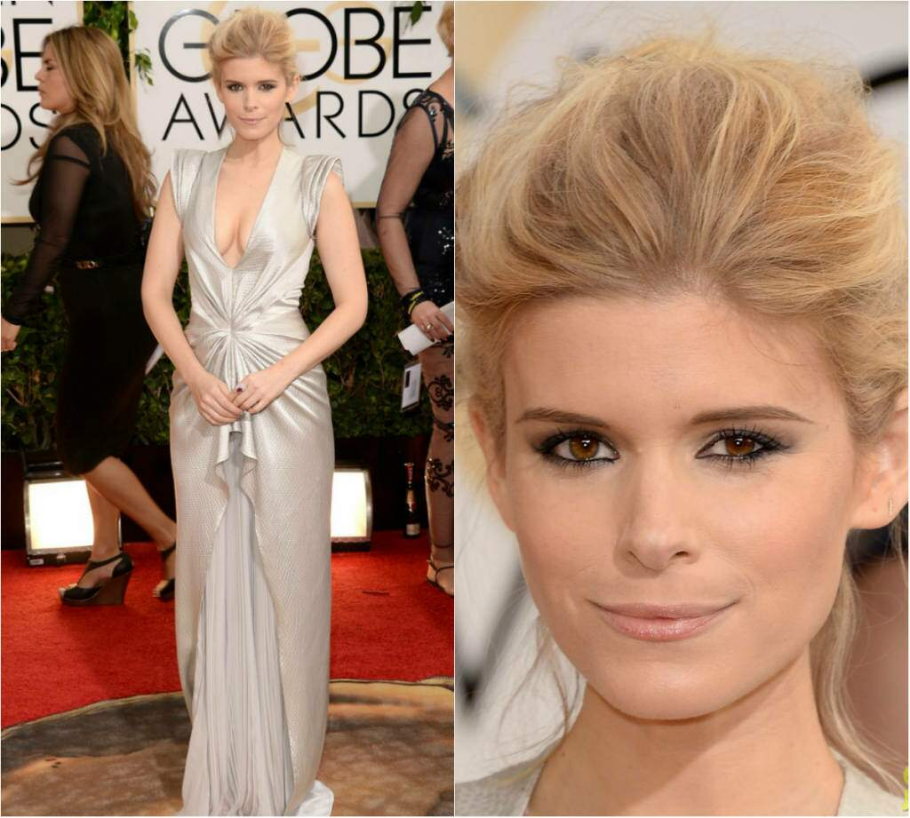 Kate Mara_GoldenGlobes_2014