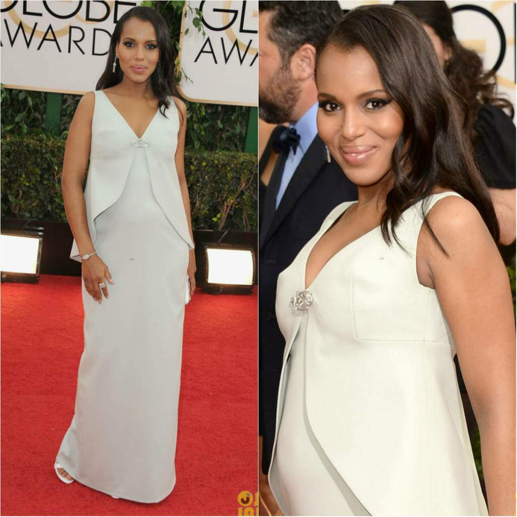 Kerry Washington_GoldenGlobes_2014