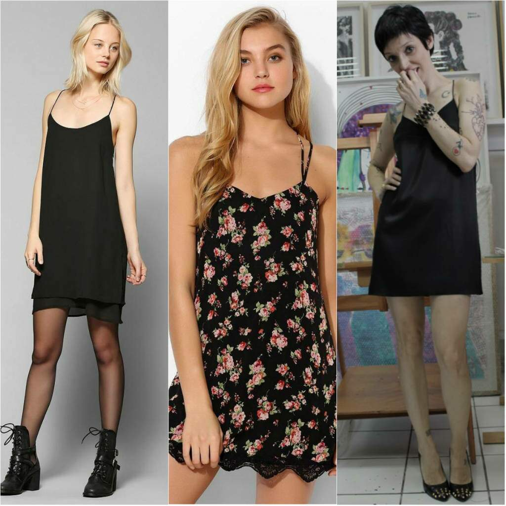 slip dress_camisola vestido