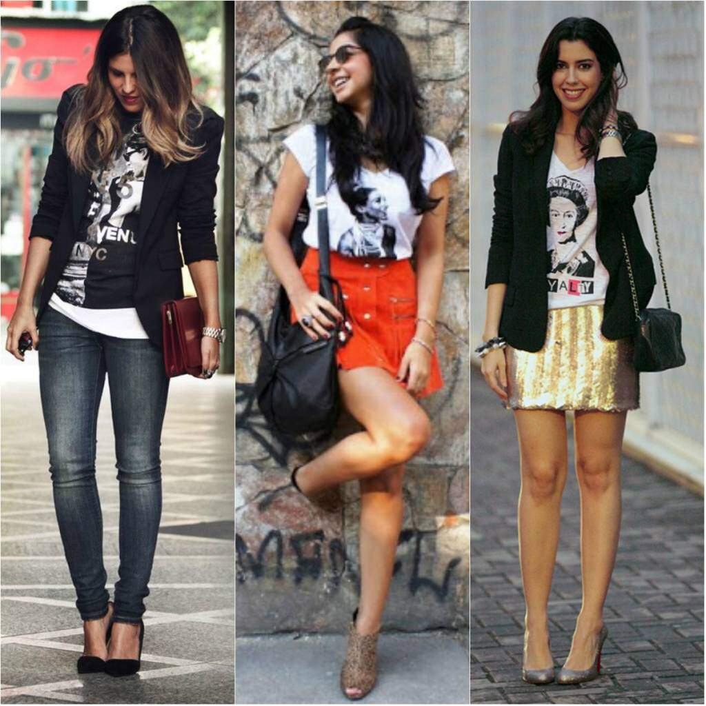 Looks com camisetas_2_blog el ropero_juliana sena