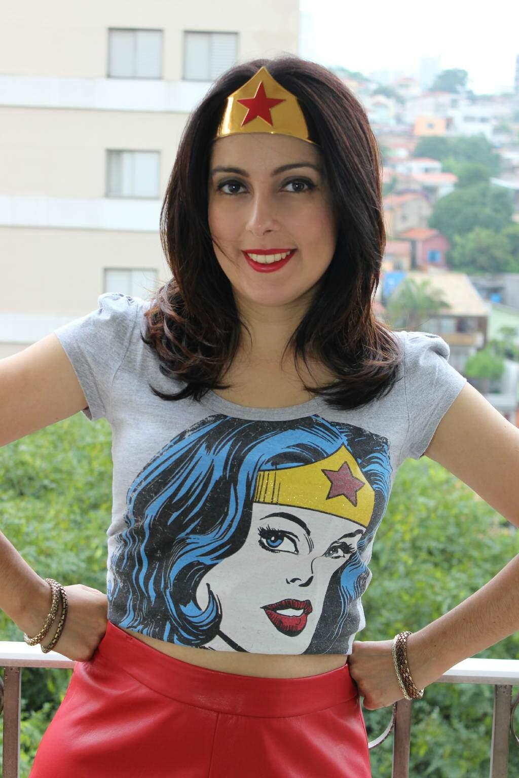 Look do dia_Carnaval_Mulher Maravilha_Wonder Woman_blog el ropero_1