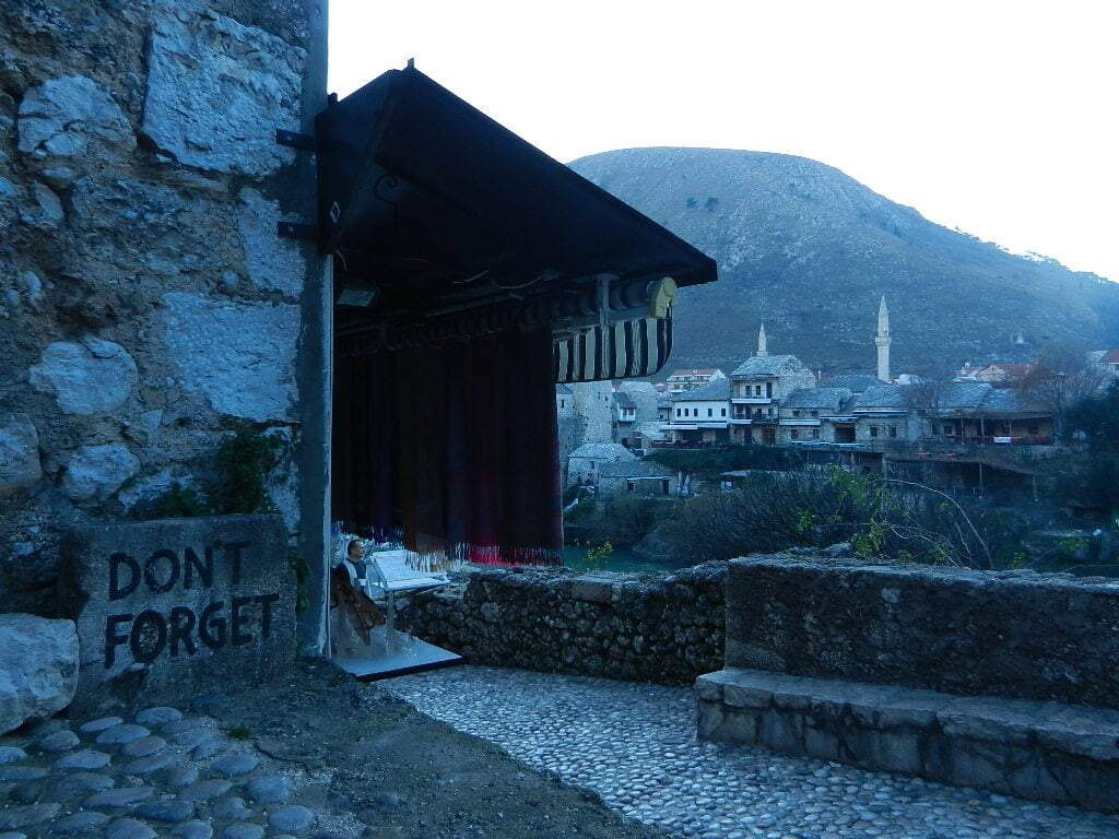 mostar don´t forget