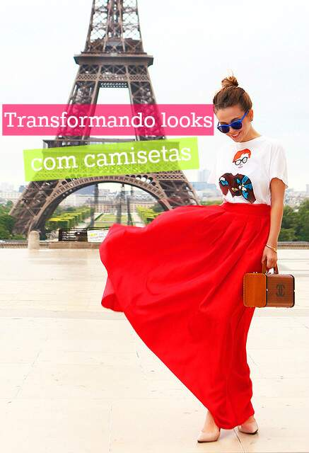 6 looks com camisetas_el ropero_juliana sena