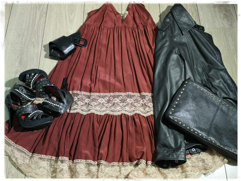 Look do dia_Marsala_ a cor do ano_blog el ropero